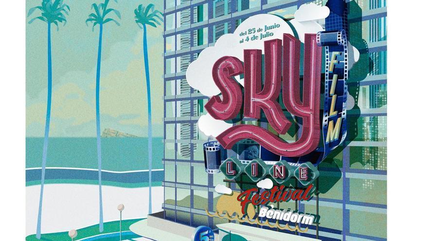 El Skyline Benidorm Film Festival presenta la imagen de su 5ª edición en la que participan 455 cortos
