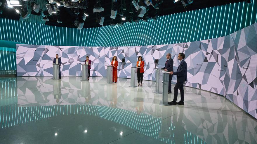 El 'fact check' del debate electoral de la Comunidad de Madrid