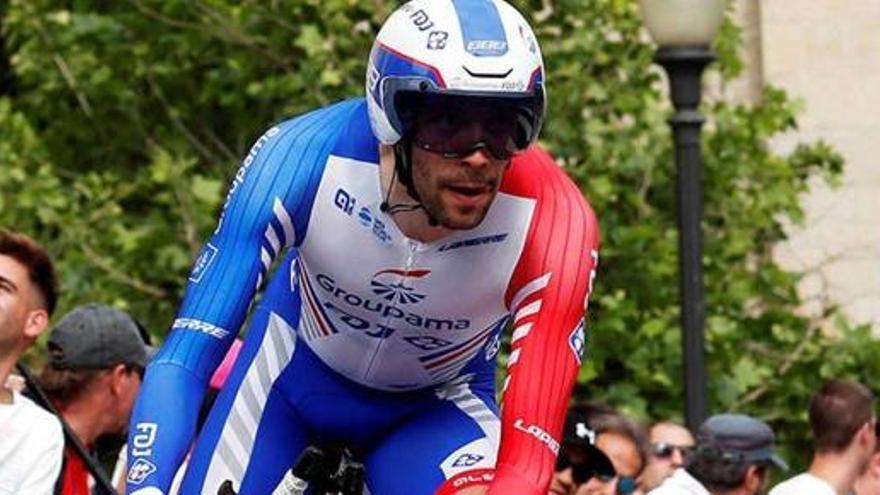 Thibaut Pinot aparca el Tour para reservarse para la Vuelta