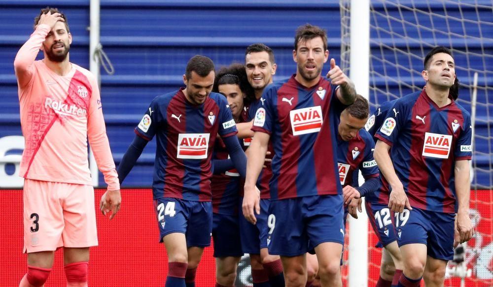 LaLiga Santander: Eibar - Barcelona