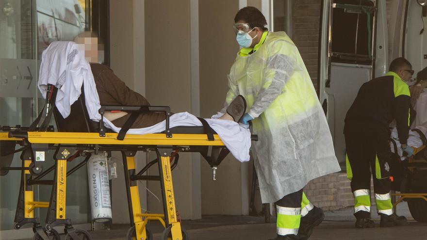 Los contagios caen un 80% en tres semanas en Morvedre