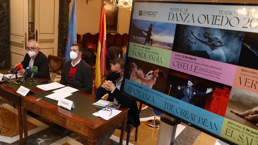 Coreografías sobre la epidemia y el encierro para abrir el Festival de Danza de Oviedo