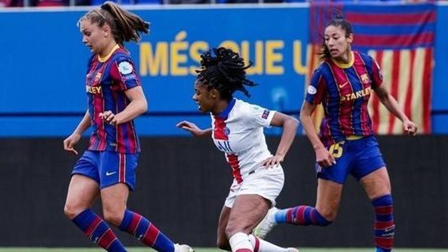El Barça femení derrota el PSG i aconsegueix arribar a la final de la Champions