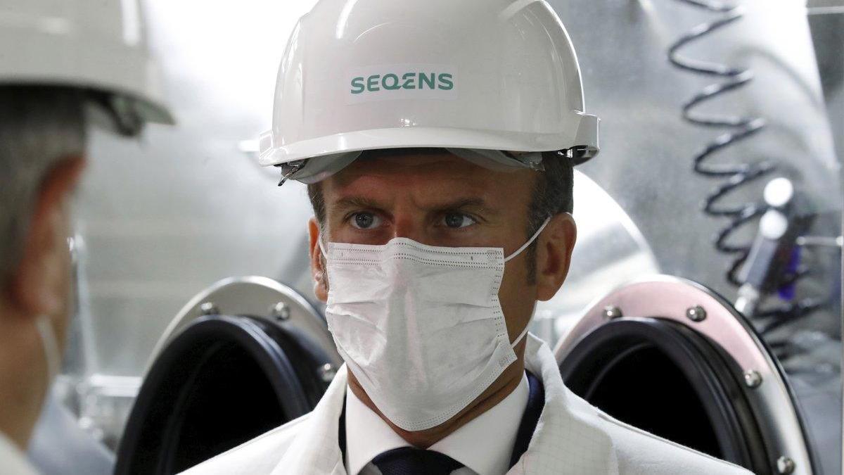 Francia busca recuperar su soberanía económica a través de la relocalización industrial