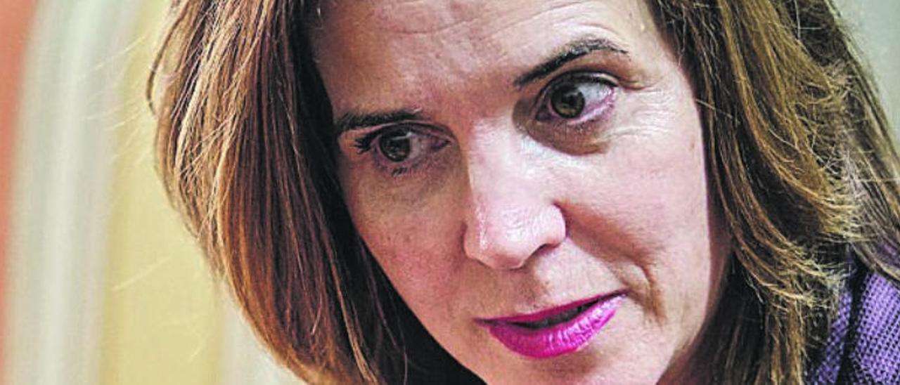 """Teresa Cruz: """"Yo soy la que da las órdenes y Conrado Domínguez lo que hace es asesorar"""""""