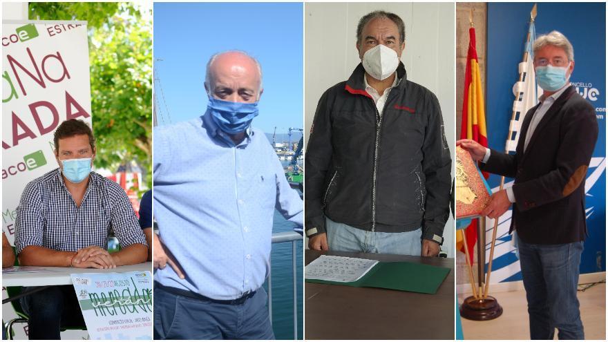 Ocho regidores de villas ganan más que los de Santiago y Ferrol