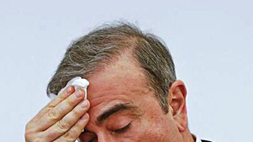 Ghosn, condenado a devolver cinco millones de euros al grupo Nissan