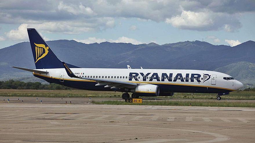 Anul·lat l'ERTO de Ryanair als treballadors que havia de readmetre