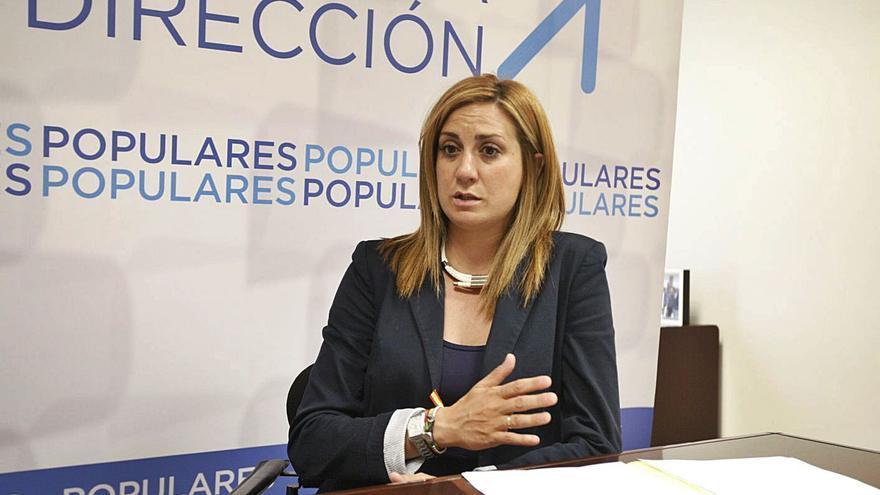 La alcaldesa de Archena reúne al PP para celebrar sus tres mayorías absolutas