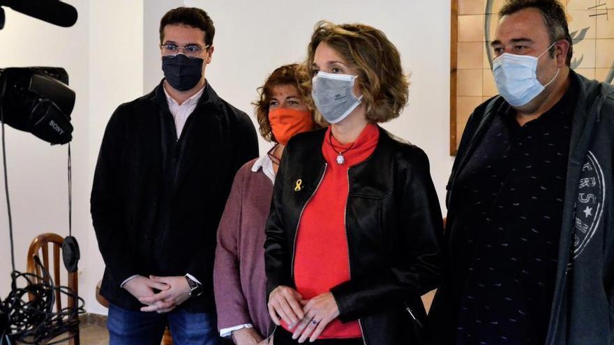 La candidata Chacón defensa a Urús que el PDeCAT negociï els pressupostos de l'Estat