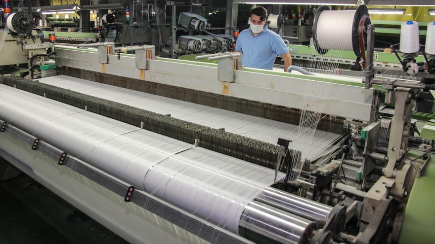 Taller interactivo para promover la industria 4.0 en el sector textil
