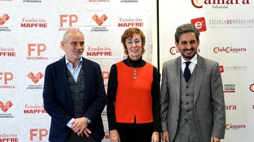 Jornada para poner en contacto a empresas de Castilla y León y centros de FP