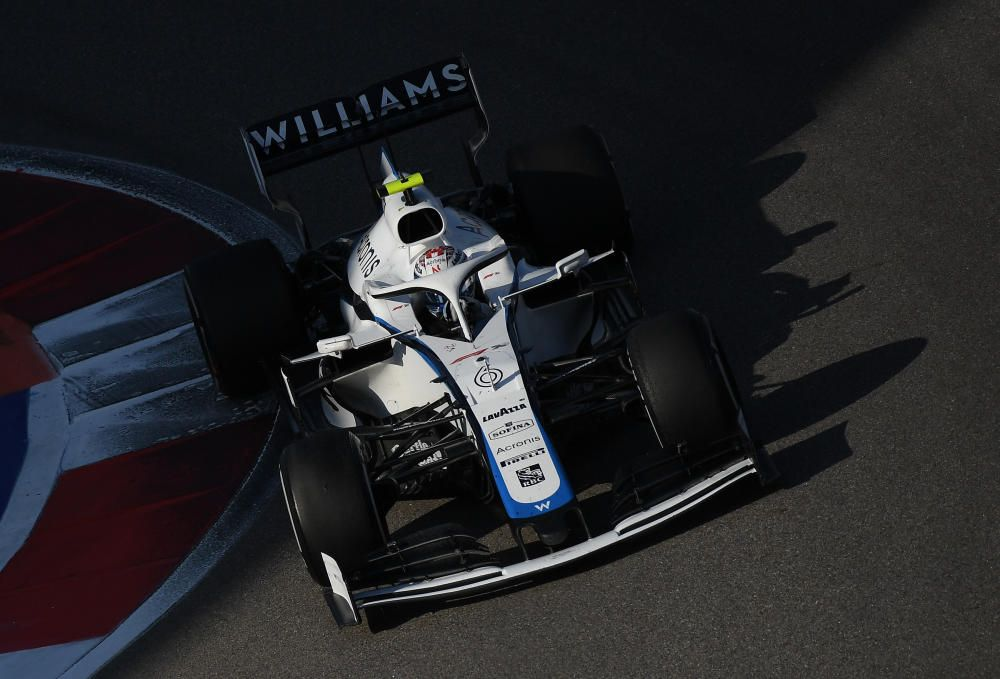 El GP de Sochi de F1, en imágenes