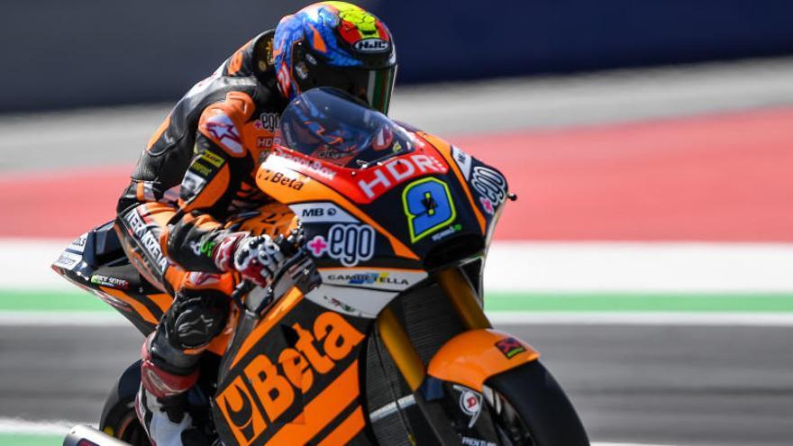 Jorge Navarro regresa al podio en el Red Bull Ring
