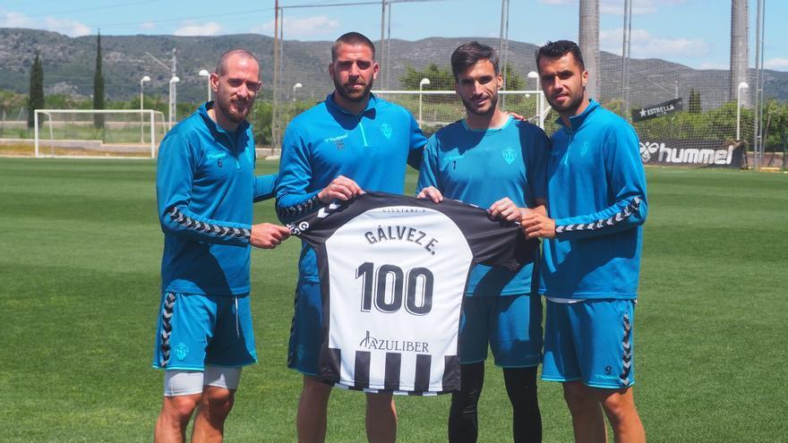 Rafa Gálvez jugará en un club del mismo grupo que el Castellón