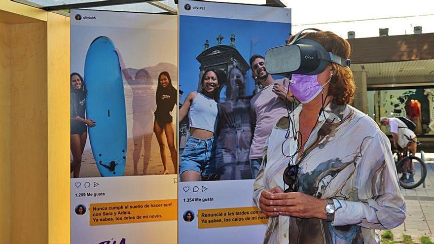 Igualdad usa la realidad virtual para erradicar la violencia machista