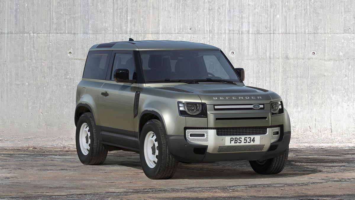 El nuevo Defender conserva la autenticidad del espíritu pionero que ha caracterizado a Land Rover durante más de 70 años
