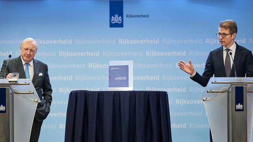 Países Bajos suspende por irregularidades las adopciones internacionales de niños