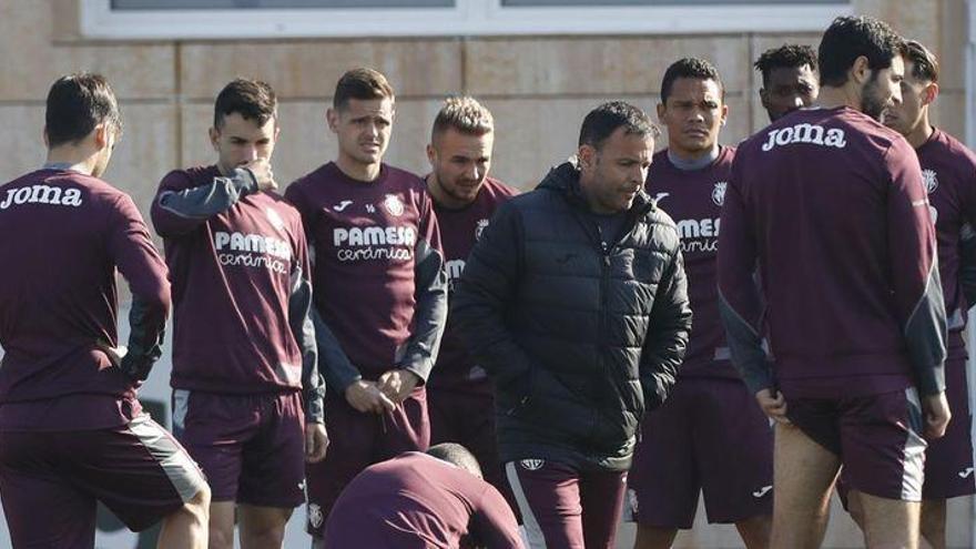 """Calleja: """"Saldremos con personalidad ante el Atlético"""""""
