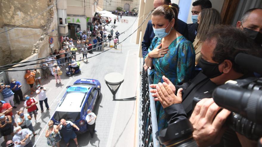 Cati Herrero (PP), nueva alcaldesa de Fortuna tras salir adelante la moción de censura