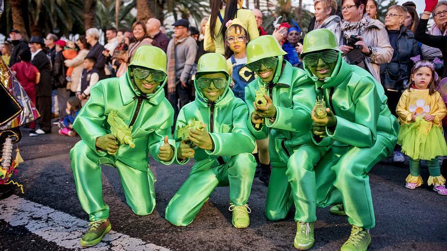 La Gripe de 1918 no tumbó el Carnaval