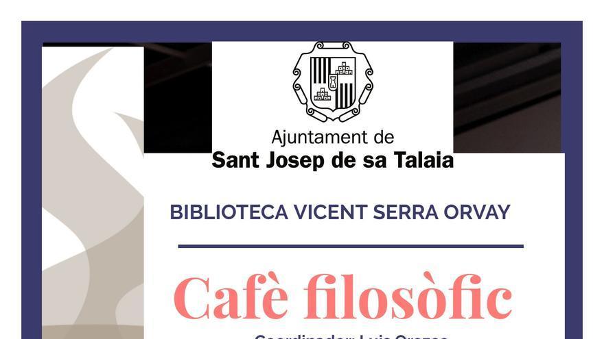 Cafè filosòfic con Luis Orozco