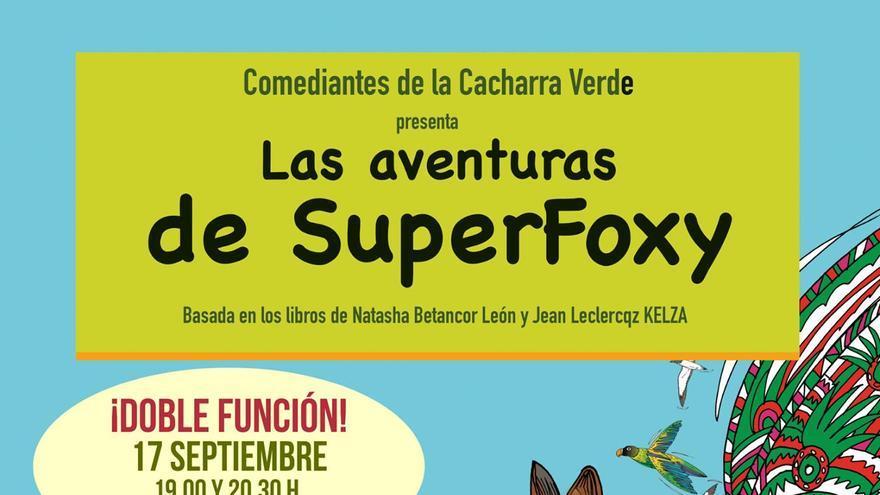 Las aventuras de SuperFoxy