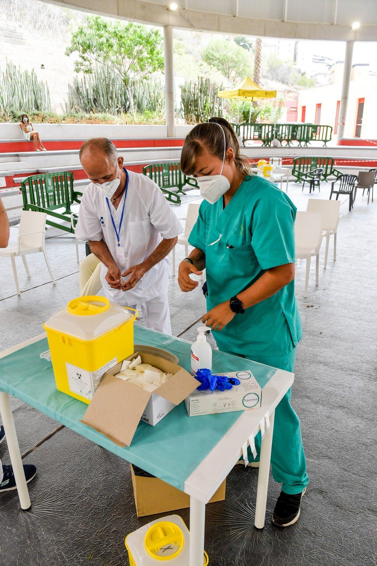 Jornada de vacunación (24/07/2021)