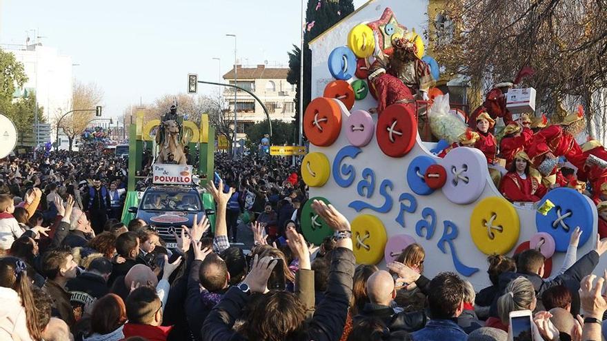 Sale a concurso la compra de chucherías para la Cabalgata de Reyes del 2022 de Córdoba