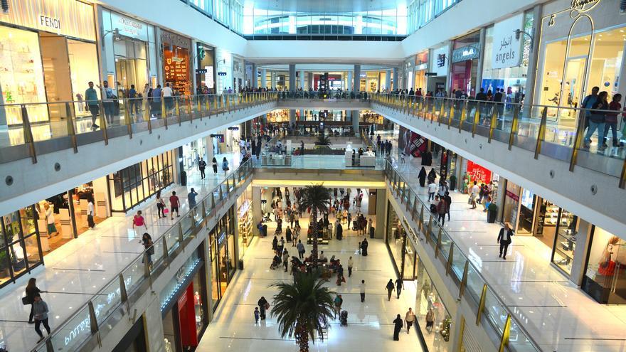 Las ventas del comercio minorista se hunden un 7,6% en enero