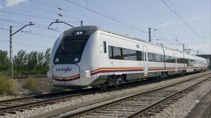 Renfe cancela varios trenes en la provincia por la huelga de este viernes