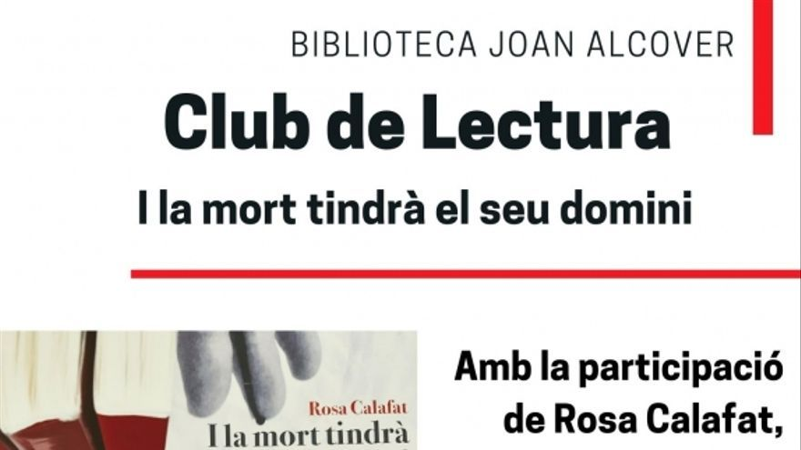 Club de lectura amb Rosa Calafat