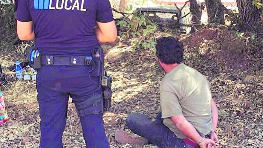 Guardia Civil überwacht deutschen Brandstifter auf Mallorca rund um die Uhr