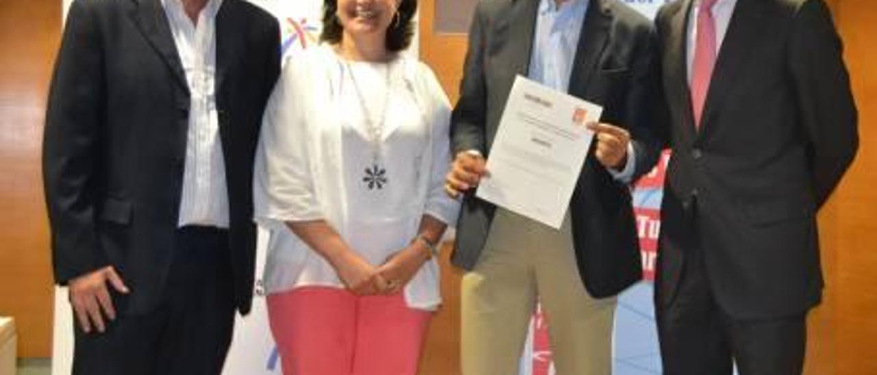 Sagunt renueva su certificación            como Municipio Turístico Familiar