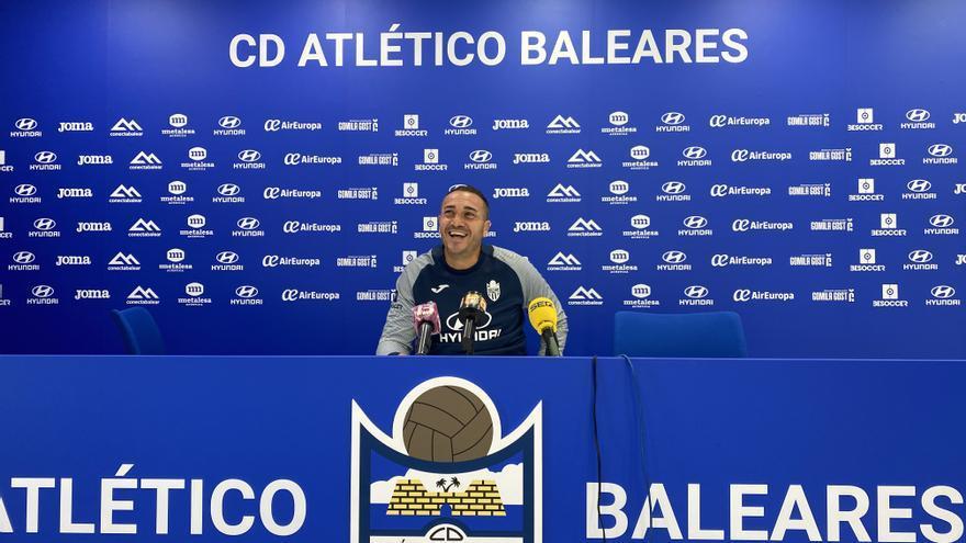 El Atlético Baleares busca un triunfo en Getafe que le meta en ascenso