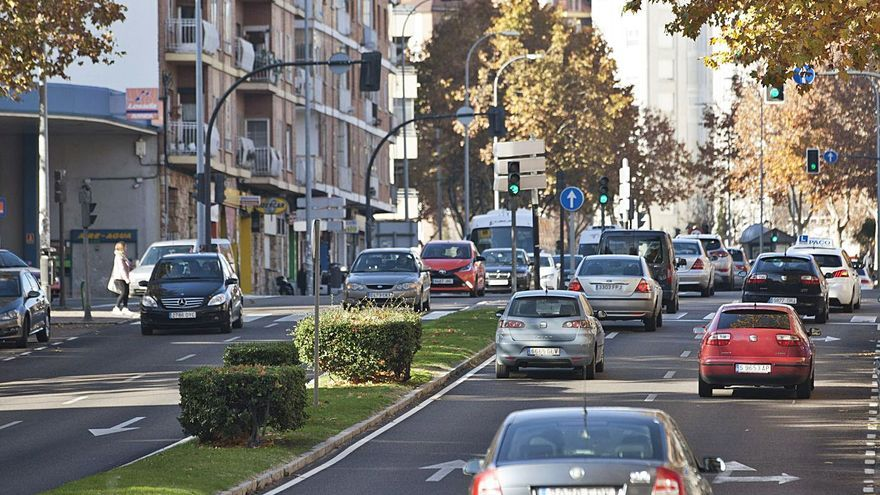 Alfonso IX y Cardenal Cisneros, las vías con más contaminación de Zamora