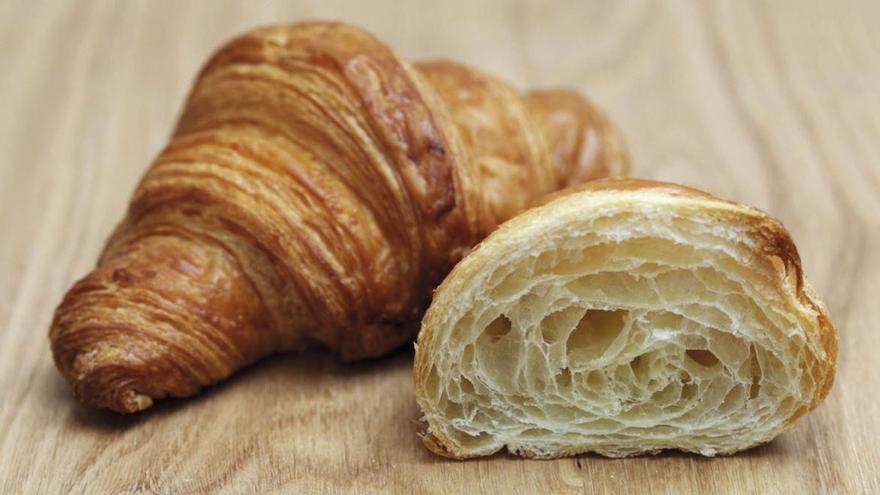 Croissant, el rey del desayuno