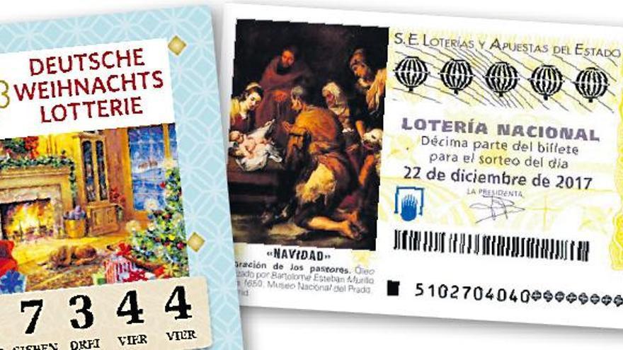 Spanische Weihnachtslotterie bekommt Ableger in Deutschland