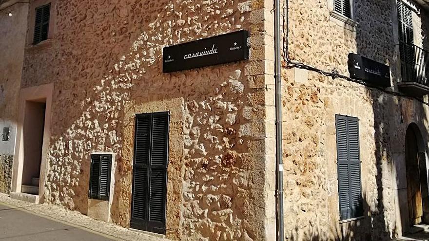 El PSOE pone a la venta su sede de Alaró por un importe de 475.000 euros