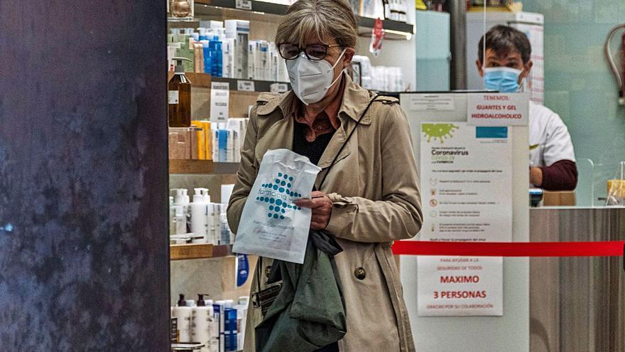 Salud ve innecesarios por ahora los test de antígenos en farmacias
