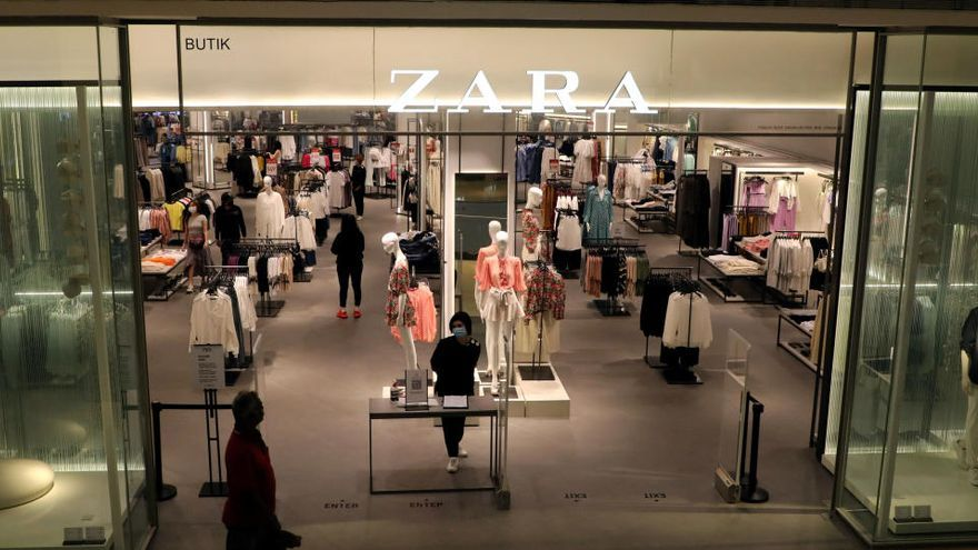 Inditex regresa a beneficios en el segundo trimestre