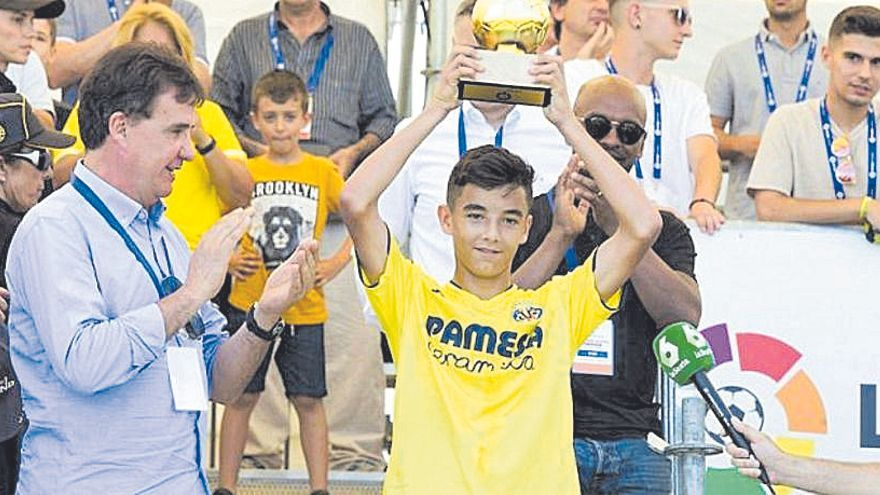 Una promesa del Villarreal, camino del Eintracht