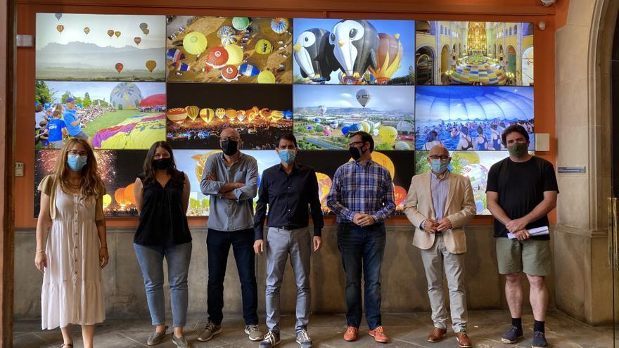 L'European Balloon Festival tornarà a omplir el cel d'Igualada