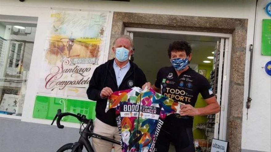 Mil kilómetros de ciclismo 'non-stop' por solidaridad