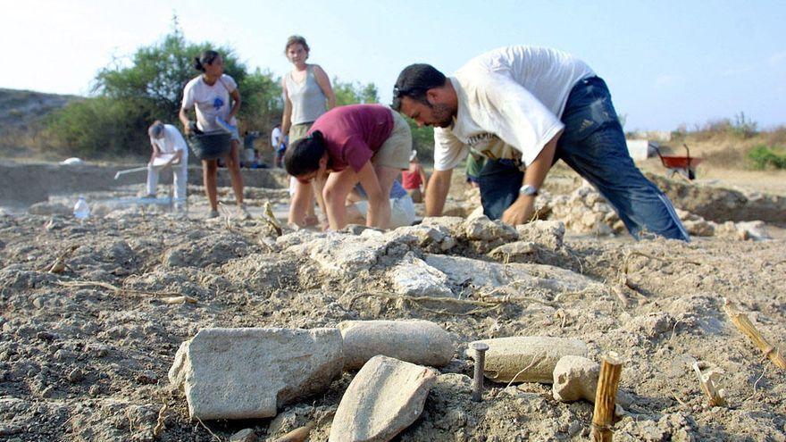 Investigadores internacionales excavarán el yacimiento fenicio del Cerro del Villar