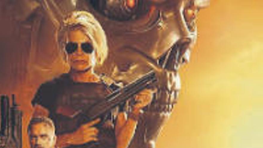 La saga necesita un 'Terminator'