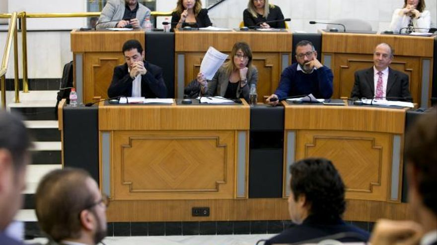 El Fondo de Cooperación del Consell rompe la estrategia de los partidos en los municipios