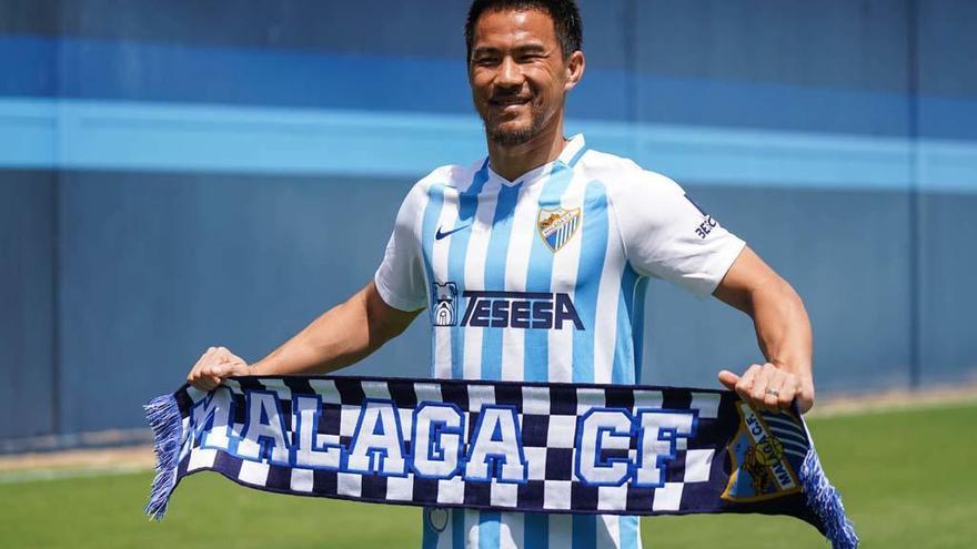La temporada más difícil para el Málaga CF