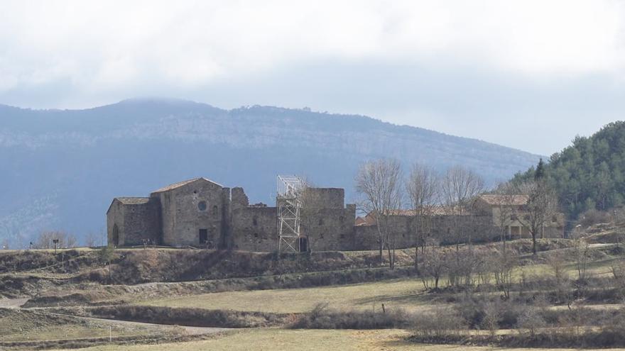 La Pobla de Llillet ja disposa del Pla director del monestir de Santa Maria