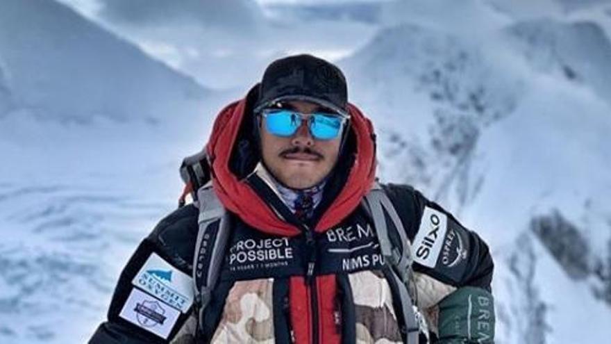 Nirmal Purja fa els 14 vuitmils en només sis mesos